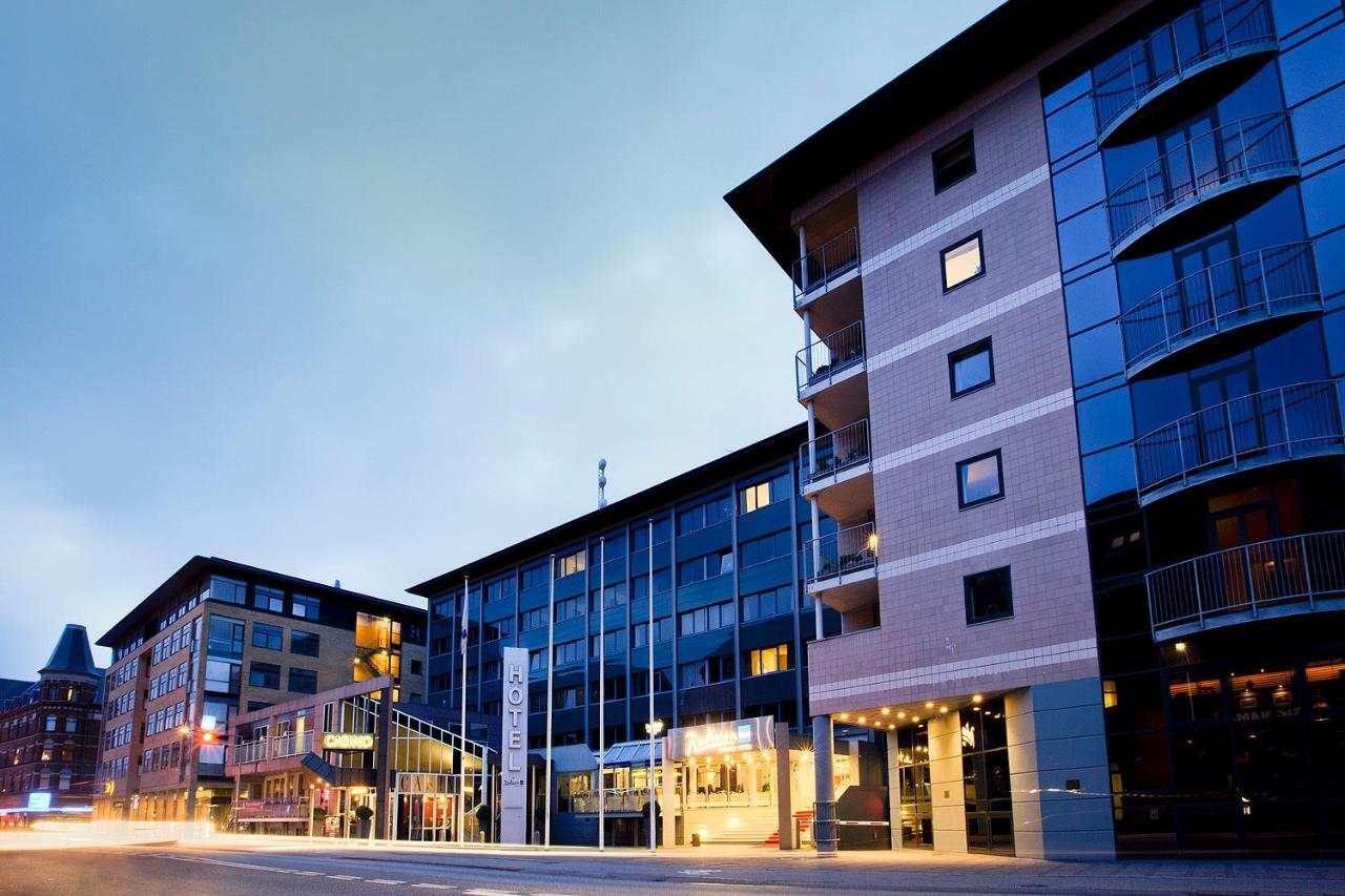 Radisson Blu Limfjord Hotel, Aalborg (Danija Aalborg) - eau.lt