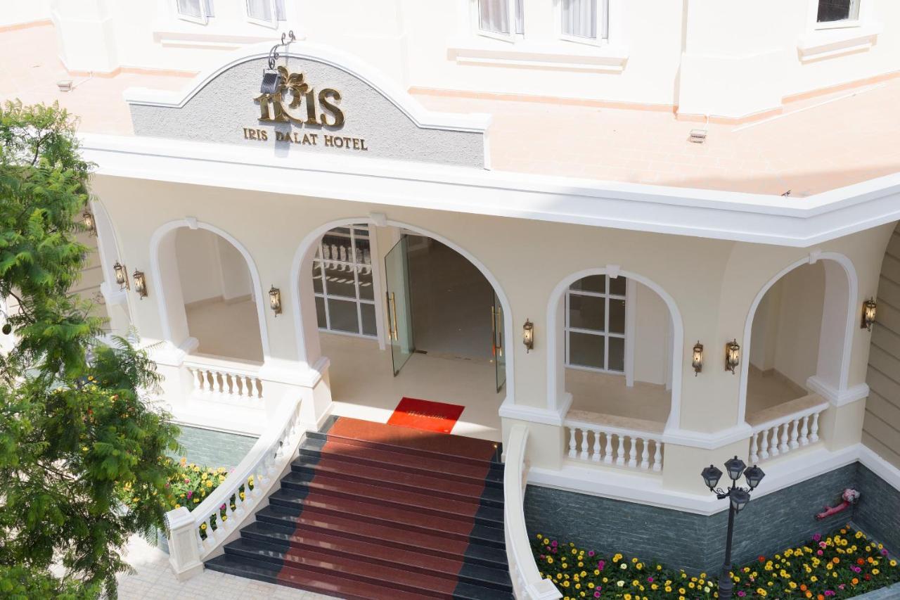 Combo Free & Easy: Iris Đà Lạt Hotel và vé máy bay khứ hồi