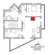 Apartament Górski z panoramą TATR