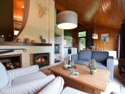 Scenic Holiday Home in Tenneville near Lake