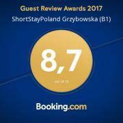 ShortStayPoland Grzybowska B1