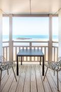 Appartement de Luxe le Grand Sillon Vue sur Mer Le Brise Lame