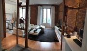 Exclusivo y céntrico apartamento de 2 habitaciones en Malasaña