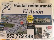 Hostal Restaurante EL AVION