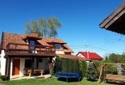Dom letniskowy nad Jeziorem Orzysz