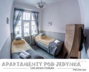 Apartamenty pod Jedynka Jednosci Narodowej 31