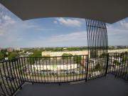 Panorama na Lublin