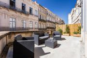 Appartement rare au centre historique Terrasse rue St Guilhem Class Appart