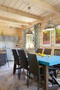 SeaUSasino Dom One Art Luksusowe Drewniane Domy z Kominkami