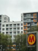 Apartamenty Metro Słodowiec Żeromskiego 1