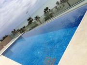 Piso 1a Linea piscina 3D