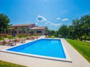 Spacious Apartment in Sveti Lovrec with Swimming Pool