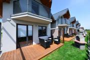 Jastrzębia Marina nowe komfortowe całoroczne domki