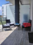 Apartament niebieski w kompleksie 5 Morz