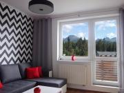 Apartmán s výhľadom na Tatry