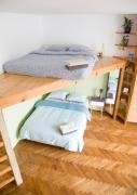 Apartament Artystów w centrum Krakowa 70m2