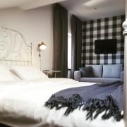 Sypialnia nad morzem
