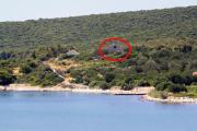 Secluded fishermans cottage Cove Soline Pasman 8222