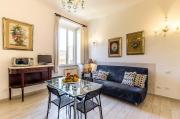 Rome Apartment Sleeps 6 Air Con WiFi