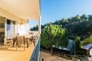 Calella de Palafrugell Apartment Sleeps 4 Pool