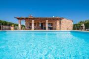 Sencelles Villa Sleeps 4 Pool Air Con