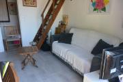 Appartement 4 pers 1 chambre 1 mezzanine terrasse parking ref AG105