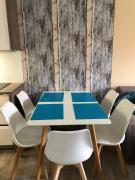 Apartament BLUE osiedle Polanki