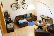 Klauzal apartment with Bike