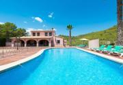 Lleus Villa Sleeps 8 Pool