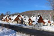 Domek Karpatka 2 przy wyciągu narciarskim