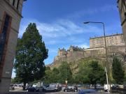 Luxury next to Edinburgh Castle