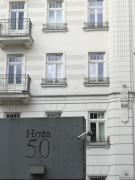 Apartment Hoża 50 with a balcony in close Center