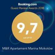 MR Apartament Marina Mokotów