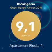 Apartament Plocka 4