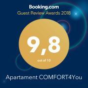 Apartament COMFORT4You
