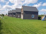 Przystań Jastrzębia domki z alpakami
