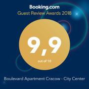 Boulevard Apartment Cracow City Center