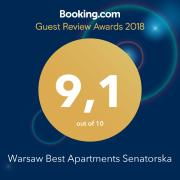 Warsaw Best Apartments Senatorska