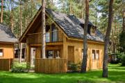 Domki Largo nad Jeziorem Wdzydze