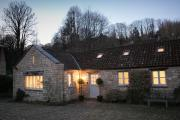 Luxury stone barn with private free parking
