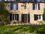 XIXe Provencal Stone House with Private Pool