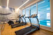 Fitness Apartment Spa Sauna Gym