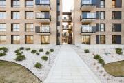 Apartments Front Park Sadowa