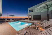 Dario 2 modern luxury apartment with a pool