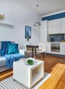 Nowowiejska Sapphire Apartment
