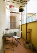 Apartments Florence Ghibellina Balcony