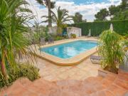 Gorgeous Holiday Home with Private Pool near Sea in Moraira