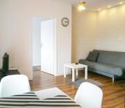 Black White Apartment