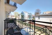 3 City Apartments Patio Mare