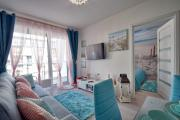 Apartament Lazurowa Przystań Amber Sand w Kołobrzegu